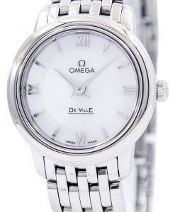 Omega De Ville Prestige Quartz 424.10.24.60.05.001 Women's Watch
