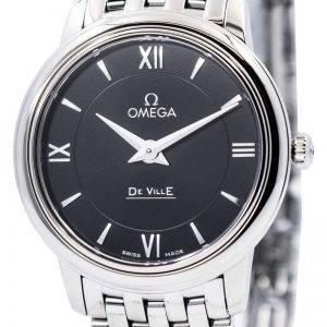 Omega De Ville Prestige Quartz 424.10.27.60.01.001 Women's Watch