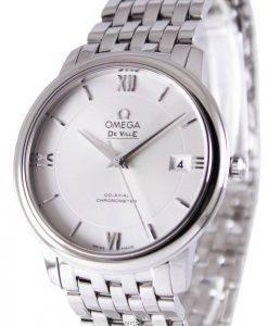 Omega De Ville Prestige Co-Axial Chronometer 424.10.37.20.02.001 Men's Watch