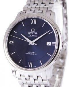 Omega De Ville Prestige Co-Axial Chronometer 424.10.37.20.03.001 Men's Watch