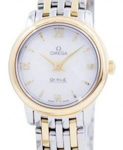Omega De Ville Prestige Quartz 424.20.24.60.05.001 Womens Watch