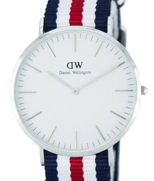Daniel Wellington Classic Canterbury Quartz DW00100016 (0202DW) Mens Watch
