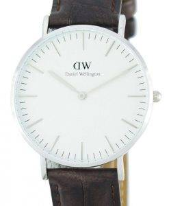 Daniel Wellington Classic York Quartz DW00100055 (0610DW) Womens Watch