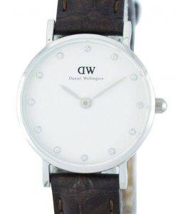 Daniel Wellington Classy York Quartz Crystal Accent DW00100069 (0922DW) Womens Watch