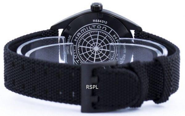 Hamilton Khaki Field Quartz Swiss Made H68401735 Mens Watch