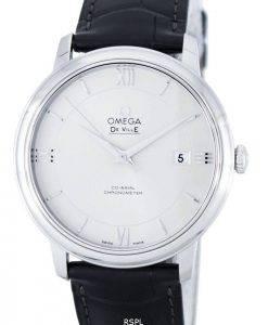 Omega De Ville Prestige Co-Axial Chronometer Automatic Power Reserve 424.13.40.20.02.001 Men's Watch