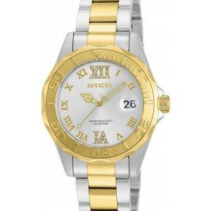 Invicta Pro Diver Quartz Crystal Accent 12852 Womens Watch