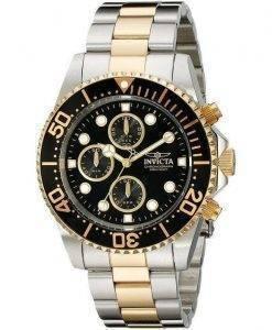 Invicta Pro Diver Chronograph Quartz 200M 1772 Mens Watch