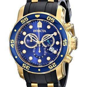 Invicta Pro Diver Chronograph Quartz 200M 17882 Mens Watch