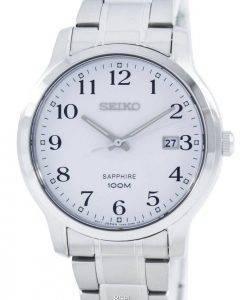 Seiko Sapphire Quartz 100M SGEH67 SGEH67P1 SGEH67P Men's Watch