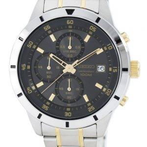 Seiko Quartz Chronograph SKS565 SKS565P1 SKS565P Men's Watch