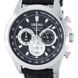 Seiko Chronograph Quartz Tachymeter SSB249 SSB249P1 SSB249P Men's Watch