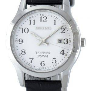 Seiko Sapphire Quartz SXDG91 SXDG91P1 SXDG91P Women's Watch