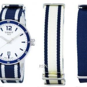 Tissot T-Sport Quickster Quartz T095.410.17.037.01 T0954101703701 Men's Watch