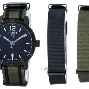 Tissot T-Sport Quickster Quartz T095.410.37.057.00 T0954103705700 Men's Watch