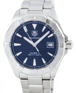 Tag Heuer Aquaracer Automatic Calibre 5 Swiss Made 300M WAY2112.BA0928 Men's Watch
