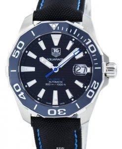 Tag Heuer Aquaracer Automatic Calibre 5 Swiss Made 300M WAY211B.FC6363 Men's Watch