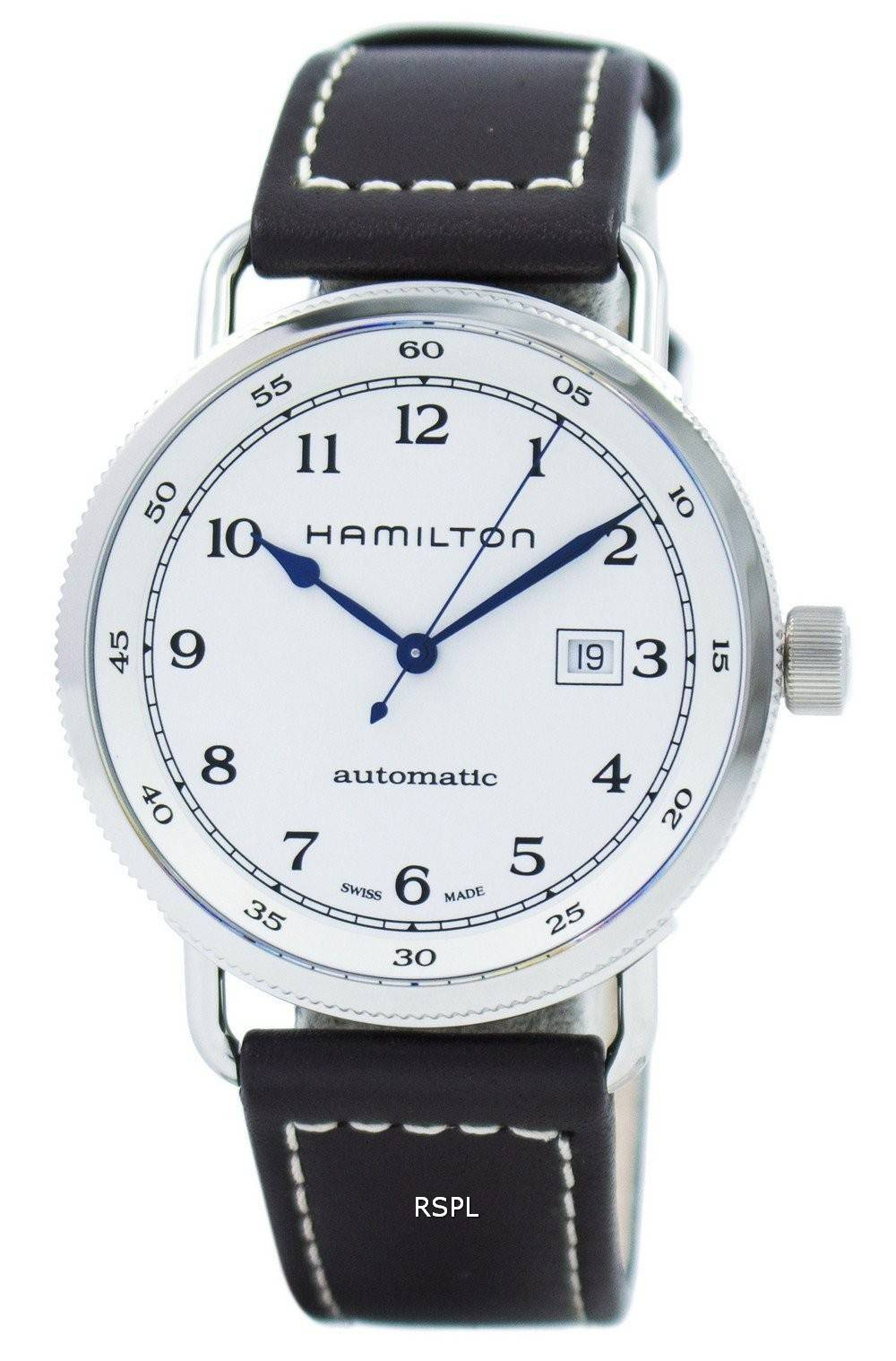 73c6790aae3 Hamilton Khaki Navy Pioneer Automatic H77715553 Men s Watch Singapore