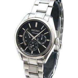 Seiko Presage Automatic Chronograph Power Reserve Japan Made SARW023 Mens Watch