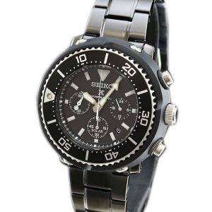 Seiko Prospex Solar Divers Chronograph 200M Limited Edition SBDL035 Mens Watch