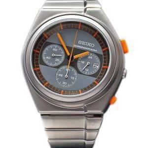 Seiko Spirit Giugiaro Design Chronograph Limited Edition SCED057 Mens Watch