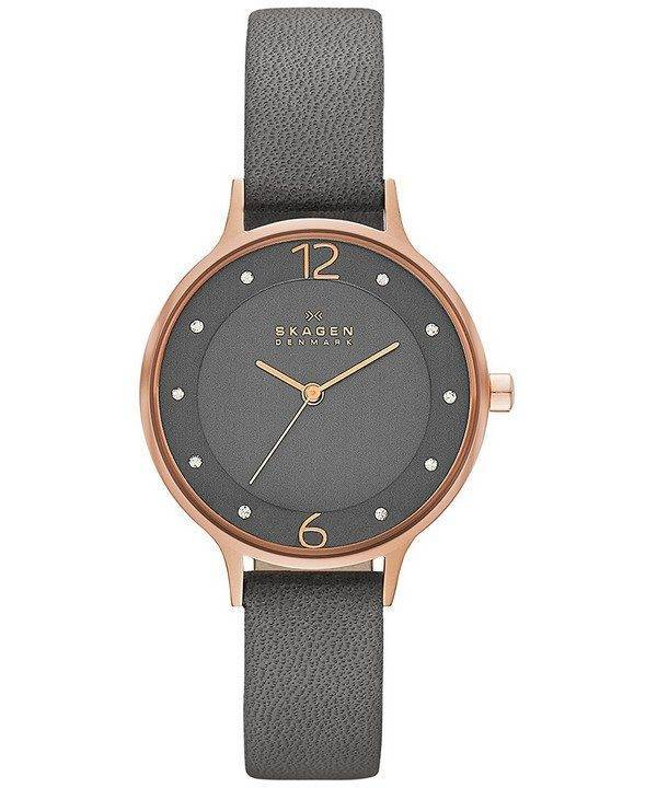 Skagen Anita Quartz Crystal Accent SKW2267 Women's Watch