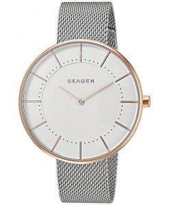 Skagen Gitte Quartz Steel Mesh Strap SKW2583 Women's Watch