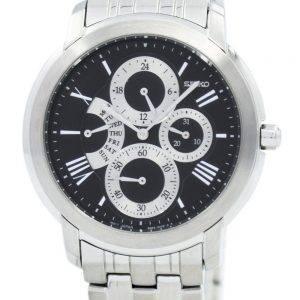 Seiko Premier Retrograde SRL007 SRL007P1 SRL007P Men's Watch