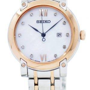 Seiko Quartz Crystals SXDG86 SXDG86P1 SXDG86P Women's Watch