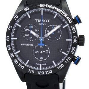 Tissot PRS 516 Quartz Chronograph T100.417.37.201.00 T1004173720100 Men's Watch