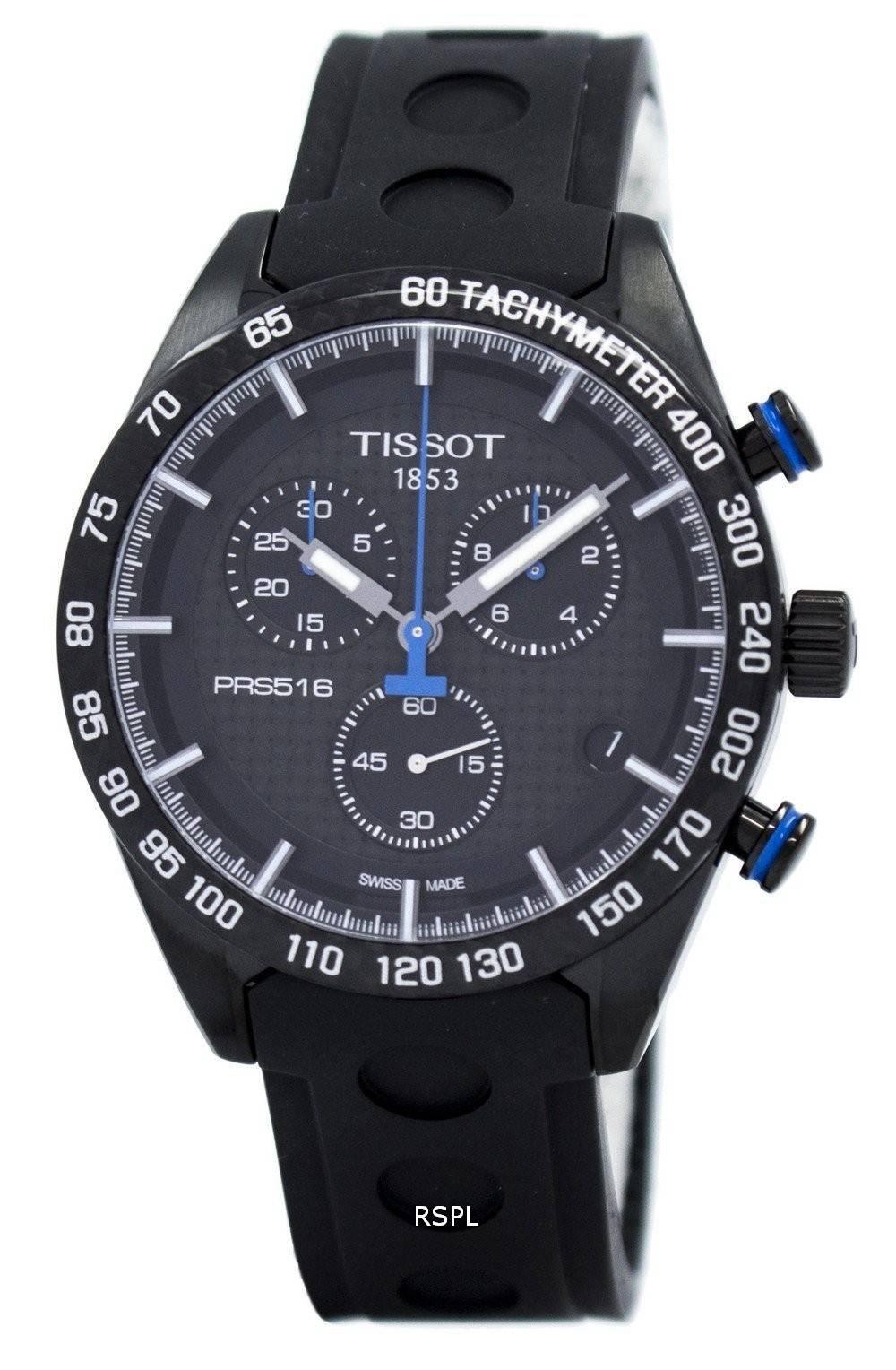 Tissot Prs 516 Quartz Chronograph T100 417 37 201 00