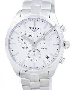 Tissot PR 100 Quartz Chronograph T101.417.11.031.00 T1014171103100 Men's Watch