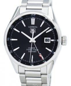 TAG Heuer Carrera Twin Time Automatic WAR2010.BA0723 Men's Watch