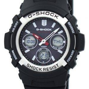 Casio G-Shock Atomic Analog-Digital AWGM100-1A Men's Watch