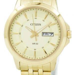 Citizen Quartz BF2013-56P Men's Watch