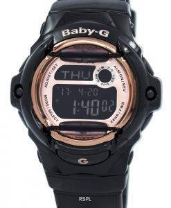 Casio Baby-G Digital World Time Databank BG-169G-1 Womens Watch
