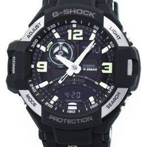 Casio G-Shock Gravitymaster Twin Sensor GA-1000-1B Mens Watch