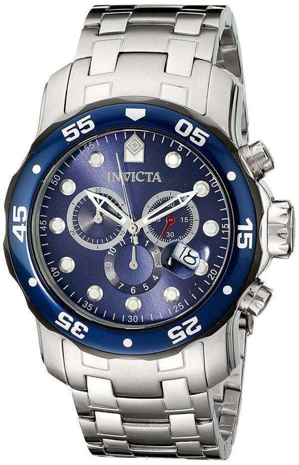 Invicta Pro Diver Quartz Chronograph 80057 Men's Watch