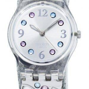 Swatch Originals Menthol Tone Quartz LK292G Women's Watch