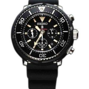 Seiko Prospex Diver's 200M Limited Edition Solar Chronograph SBDL041 Men's Watch