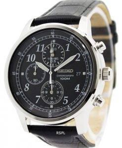 Seiko Chronograph SNDC33P1 SNDC33 SNDC33P Men's Watch