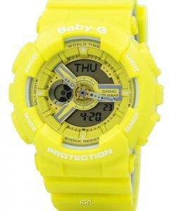 Casio BABY-G Analog Digital BA-110BC-9A Ladies Watch