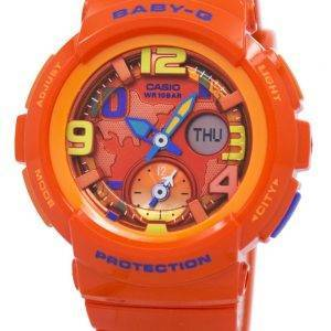 Casio Baby-G Dual Dial BGA-190-4B Womens Watch