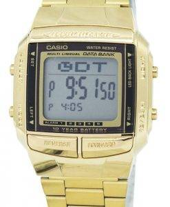Casio Databank Telememo DB-360G-9A Mens Watch