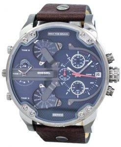 Diesel Mr. Daddy 2.0 Four Time Zone DZ7314 Mens Watch