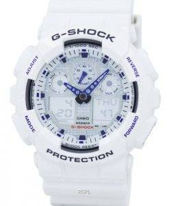 Casio G-Shock Analog-Digital GA-100A-7A Mens Watch