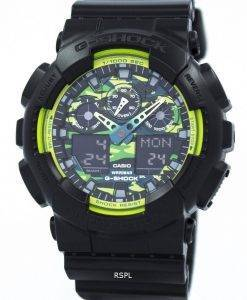 Casio G-Shock Analog Digital GA-100LY-1A Men's Watch