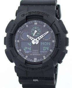 Casio G-Shock Analog Digital GA-100MB-1A Men's Watch