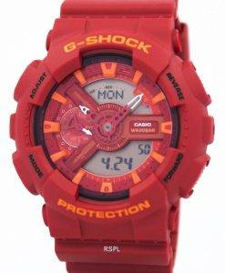 Casio G-Shock Analog-Digital GA-110AC-4A Mens Watch