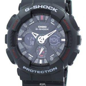 Casio G-Shock GA-120-1A Black Analog Digital Mens Watch